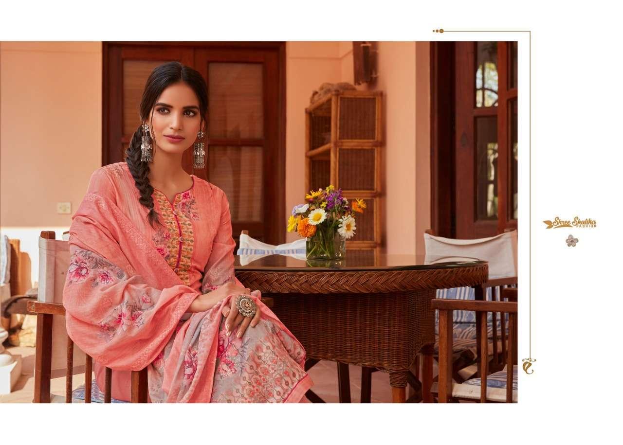 Shree Shalika Vol-67 Jam Satin Fancy Multi Work Designer Salwar Kameez Collection
