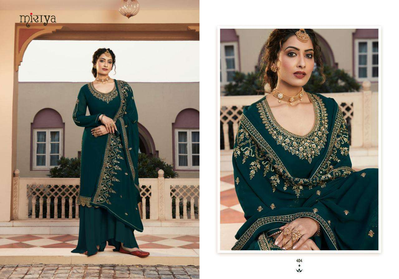 Aarav Trends Parineeta Party Wear Straight Suit Collection