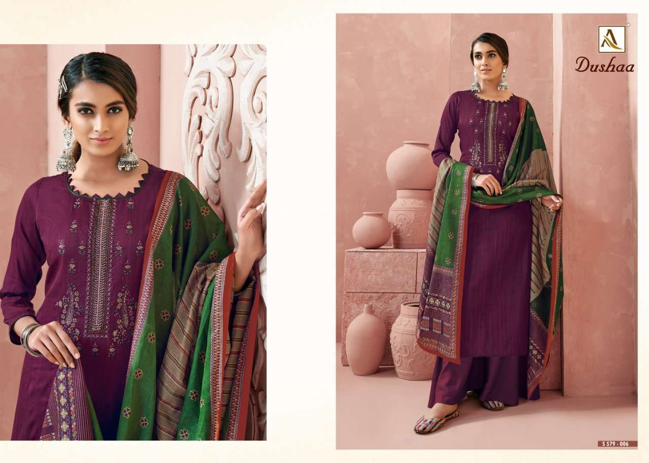 Alok Dushaa Designer Salwar Kameez New Collection