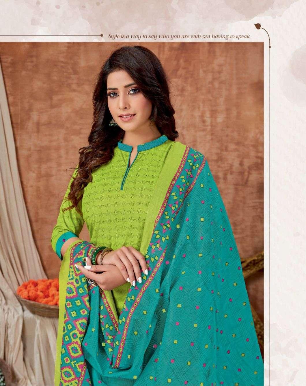Balaji Chulbuli 3 Pure Cotton Printed Dress Collection