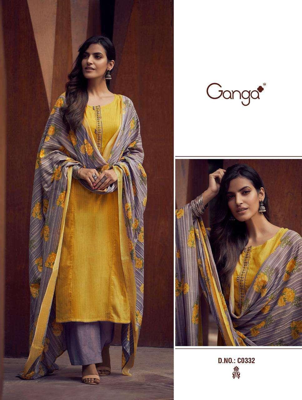 Ganga Fashion - Seerat