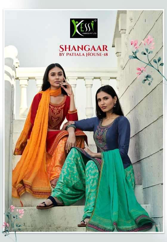 Kessi - Shangar By Patiala House Vol 18