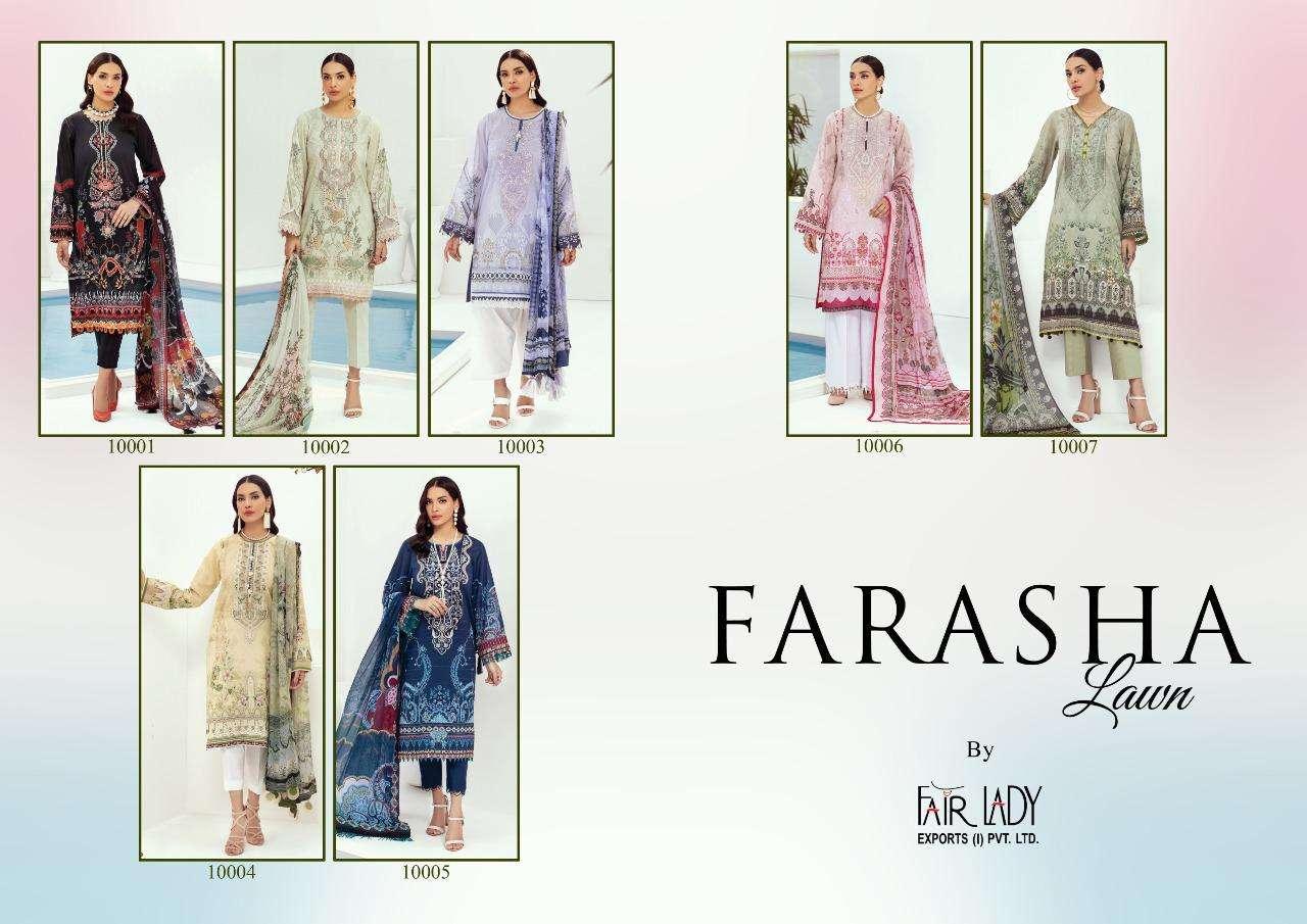 Fairlady Exports - Farasha Lawn
