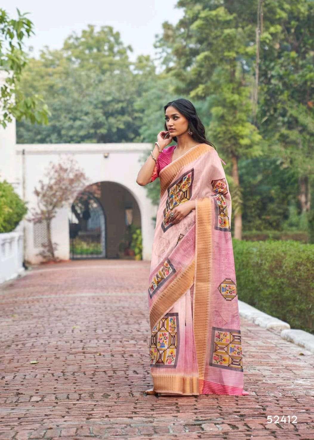 Shangrila Creation - Naina Linen